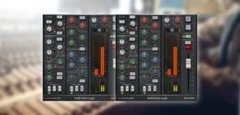 Test: Plugin Alliance Brainworx bx_console SSL 4000 E, G, Channelstrip Plugin