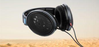 Test: Sennheiser HD 600 Modell 2019, Studiokopfhörer