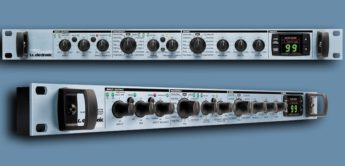 TC Electronic M300, mein erstes Effektgerät