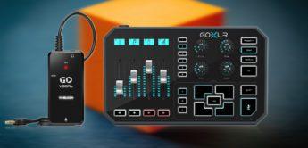 Test: TC-Helicon GO VOCAL, GO XLR, Mischpult und mobiler Mikrofonvorverstärker