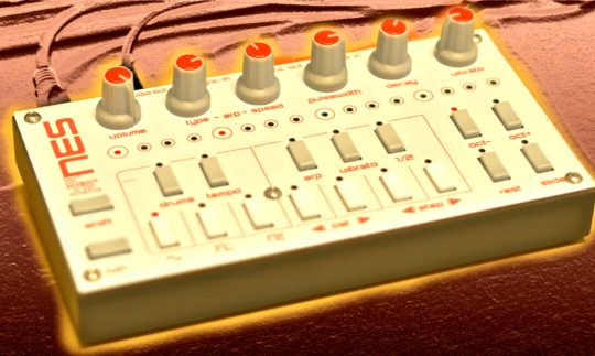 Test: Twisted Electrons hapiNES L, Chiptune Synthesizer