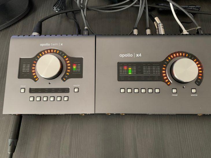 Apollo X4 und Twin X_both