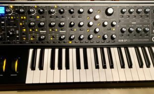 Moog Subsequent 37 Synthesizer in OVP + Sub37 Mainboard