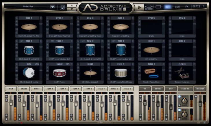 addictive drums xln audio black friday