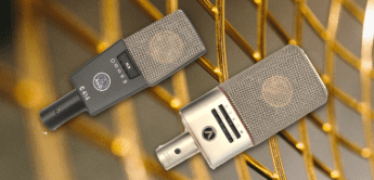 Vergleichstest: Austrian Audio OC818, AKG C12 / C414, Studiomikrofone