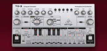 Behringer TD-3 Bass Line, Klon der Roland TB-303
