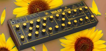 Behringer WASP Deluxe, Analoger Synthesizer Klon