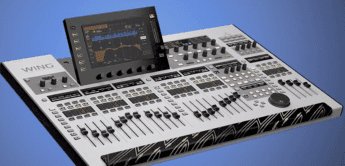 Behringer WING – Digitalmischpult mit Touchscreen