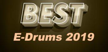 Die besten Drummachines, Grooveboxen und E-Drums 2019