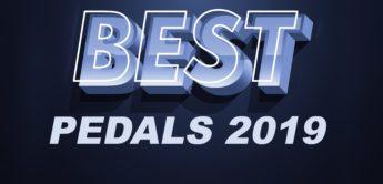 Die besten Effektgeräte und Gitarrenpedale 2019