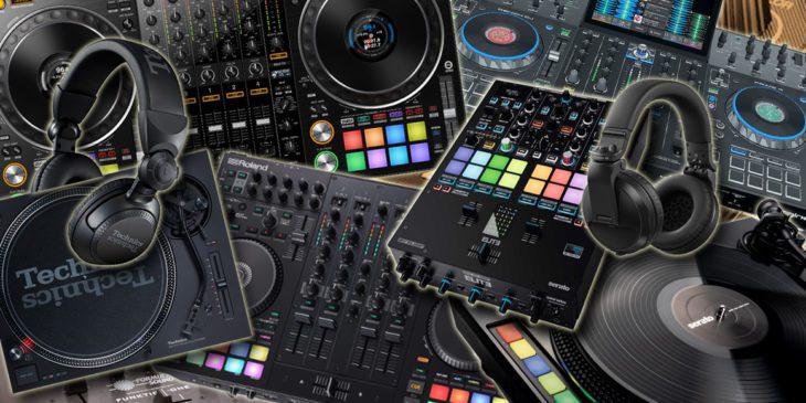 Das beste DJ Equipment des Jahres 2019