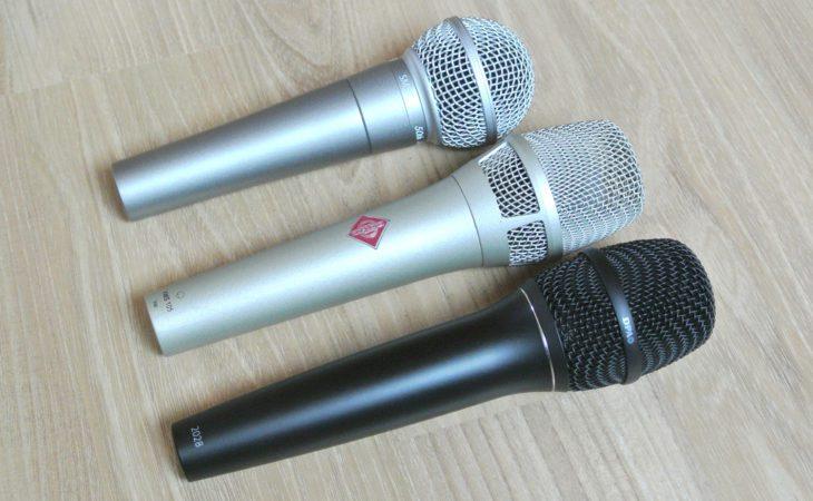 DPA 2028 Kondensator Gesangsmikrofon für Live und Bühne