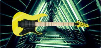Test: Ibanez RG 550 DY, E-Gitarre