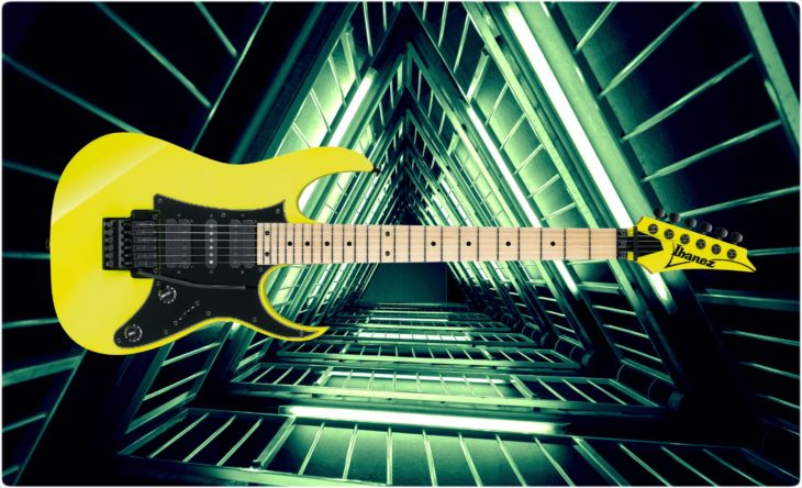 Ibanez RG 550 DY E-Gitarre