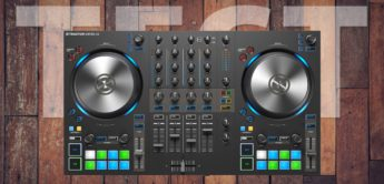 Test: Native Instruments Traktor Kontrol S3 DJ-Controller