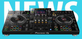 Confirmed: Pioneer XDJ-XZ, All-In-One DJ-System
