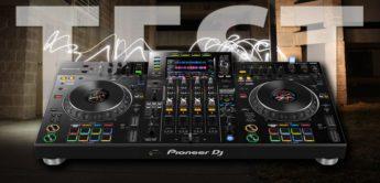 Test: Pioneer XDJ-XZ, Standalone DJ-System