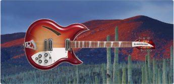Test: Rickenbacker 381V69, E-Gitarre