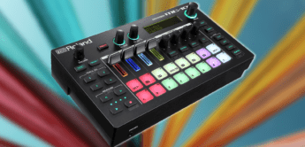 Test: Roland MC-101, Groovebox