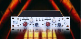 Test: Rupert Neve Designs Portico 5012, Mikrofonvorverstärker