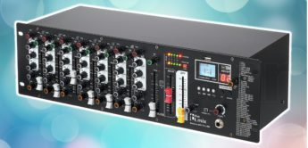 Test: the t.mix Rackmix 821 FX USB Rackmixer