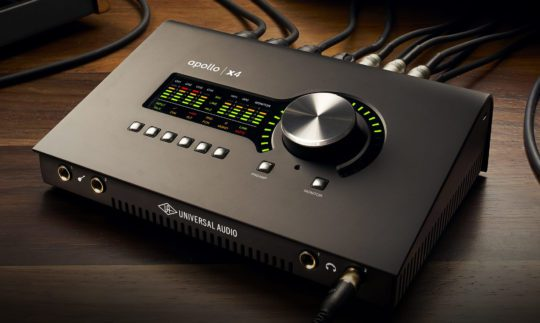 Test: Universal Audio Apollo X4, Apollo Twin X, Thunderbolt Audiointerfaces