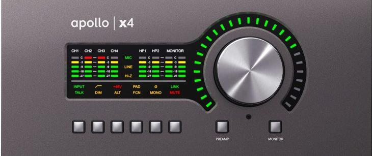 universal audio x4 twin x