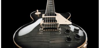 Test: Epiphone Les Paul Ultra-III, E-Gitarre