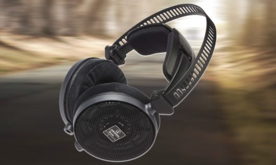 Test: Audio Technica ATH-R70X, Studiokopfhörer