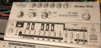 Bass Bot TT-303, Behringer TD-3 – Brüder im Geiste