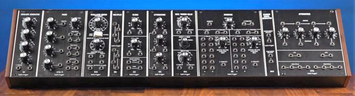 Behringer System 55 Case 104