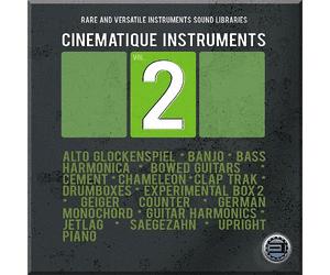 Cinematique Instruments 2, Soundlibrary - AMAZONA de