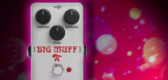Test: Electro Harmonix Ram's Head Big Muff Fuzz, Verzerrer-Pedal