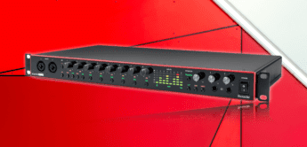 Test: Focusrite Scarlett 18i20, 18i8, 18i6 3rd Gen, USB-Audiointerface