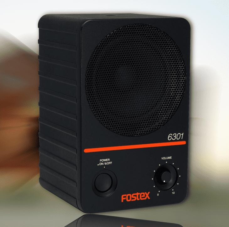 fostex 6301