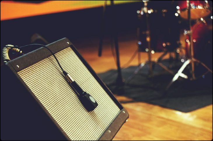 Gitarre Mikrofon Workshop