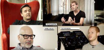 Video: Wie Technik das DJing verändert hat – Hawtin, Parkinson, Garnier, Miller