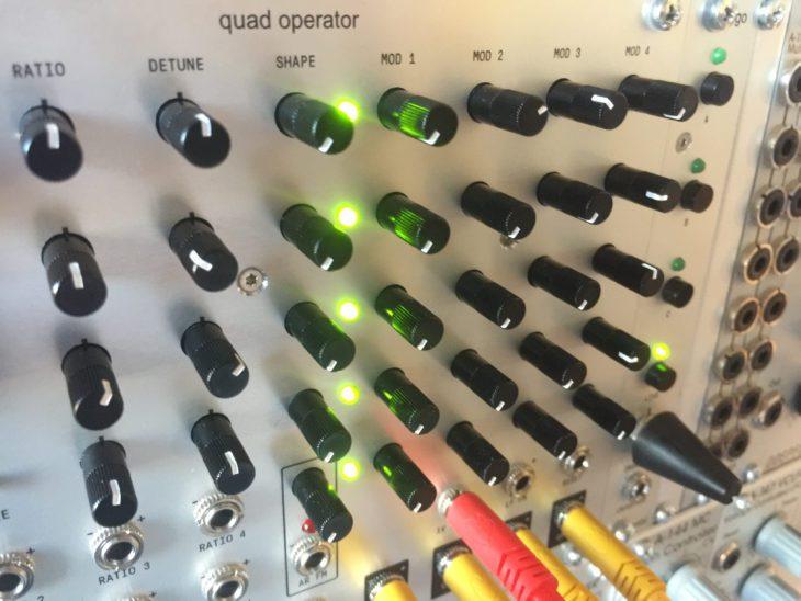 Modulation mit dem Quad Operator