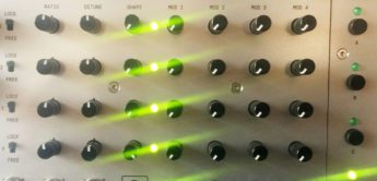 Test: Humble Audio Quad Operator, Algo Expander, Eurorack
