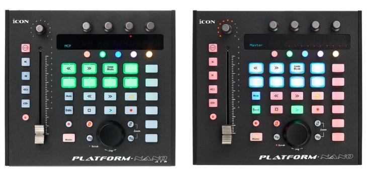 icon platform nano air vergleich
