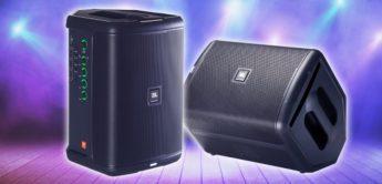 Test: JBL EON ONE Compact Aktivbox mit Akku-Betrieb