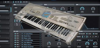 Test: KORG Collection TRITON VST Software-Synthesizer