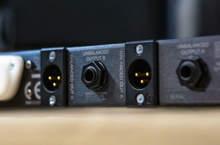 manley labs dual mono mic preamp