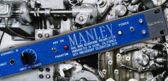 Test: Manley Dual Mono Mic Preamp, Vorverstärker