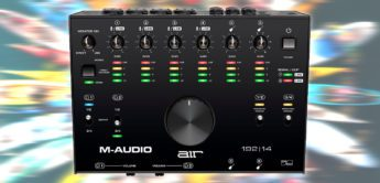 Test: M-Audio AIR 192 14, 8, 6, 4, Air Hub, USB-Audiointerfaces