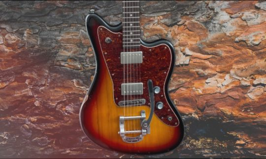 Test: Maybach JazPole 63, E-Gitarre