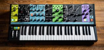 Test: Moog Matriarch, Analog-Synthesizer semi-modular
