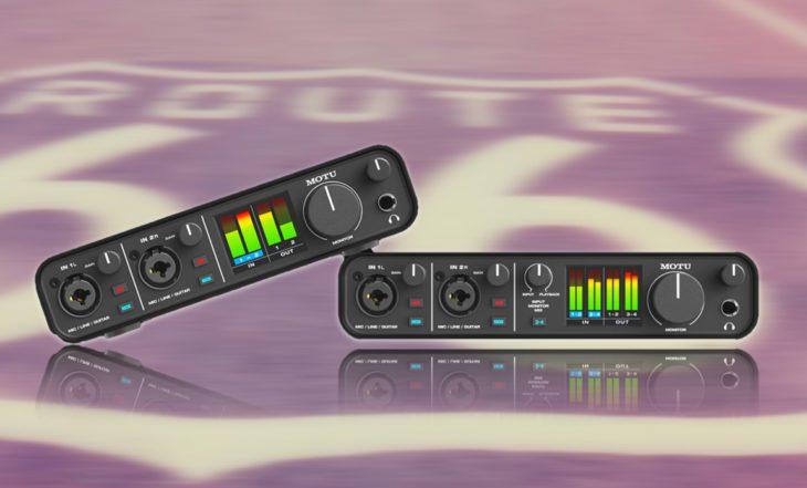 Alles über MOTU Audiointerfaces, DAW Digital Performer
