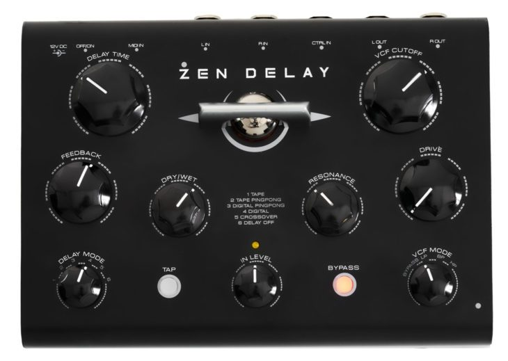 Test: Ninja Tune Zen Delay