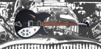 Test: Rickenbacker 330, E-Gitarre